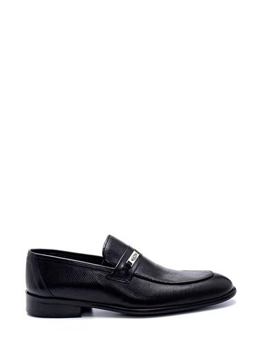 Derimod Erkek Loafer(Da3232) Klasik Siyah